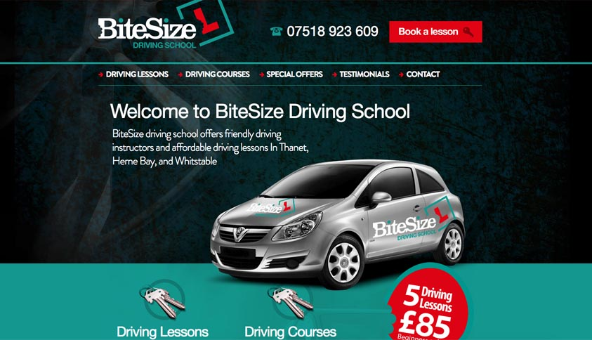 4 - Bitesize Driving School