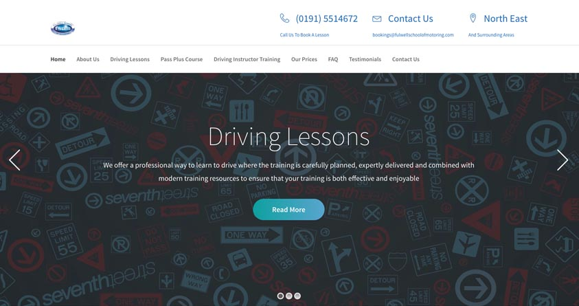 5 - Fullswell School of Motoring