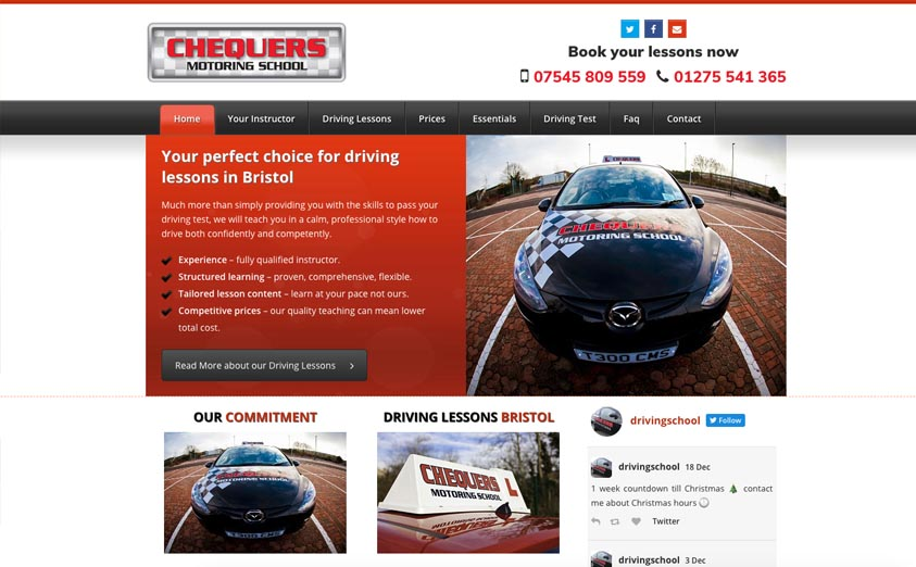 7 - Chequers School of Motoring